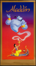"Movie Posters:Animated, Aladdin (Buena Vista, 1992). Limited Edition Poster (18.5"" X 33"").Animated.. ..."