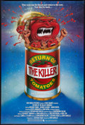 "Movie Posters:Comedy, Return of the Killer Tomatoes (New World, 1988). One Sheets (2) (27"" X 41""). Comedy.. ... (Total: 2 Items)"