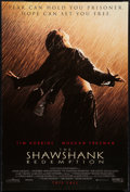 """Movie Posters:Drama, The Shawshank Redemption (Columbia, 1994). One Sheet (27"""" X 40"""") DS Advance. Drama.. ..."""