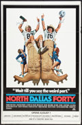 "Movie Posters:Sports, North Dallas Forty (Paramount, 1979). New York One Sheet (29.5"" X 45"") Advance. Sports.. ..."