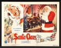 "Movie Posters:Children's, Santa Claus (K. Gordon Murray, R-1966). Lobby Card Set of 8 (11"" X 14""). Children's.. ... (Total: 8 Items)"