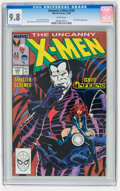 Modern Age (1980-Present):Superhero, X-Men CGC-Graded Group (Marvel, 1979-90) Condition: CGC NM/MT9.8.... (Total: 4 Comic Books)