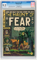 Golden Age (1938-1955):Horror, Haunt of Fear #5 (EC, 1951) CGC NM- 9.2 Off-white to whitepages....