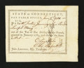 Colonial Notes:Connecticut, Connecticut Pay Table Office. June 1, 1784. Extremely Fine-AboutNew....