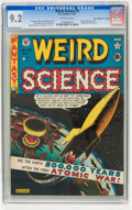 "Golden Age (1938-1955):Science Fiction, Weird Science #5 Davis Crippen (""D"" Copy) pedigree (EC, 1951) CGCNM- 9.2 Off-white pages. ..."