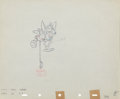Animation Art:Production Drawing, Pinocchio Animation Production Drawing Original Art (Disney, 1940)....