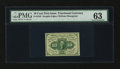Fractional Currency:First Issue, Fr. 1243 10¢ First Issue PMG Choice Uncirculated 63....