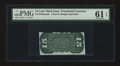 Fractional Currency:Third Issue, Fr. 1272SP 15c Third Issue Narrow Margin Back PMG Uncirculated 61 EPQ....