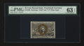 Fractional Currency:Second Issue, Fr. 1290 25c Second Issue PMG Choice Uncirculated 63 EPQ....