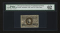 Fractional Currency:Second Issue, Fr. 1321 50c Second Issue PMG Uncirculated 62....