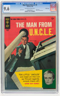 Silver Age (1956-1969):Adventure, Man from U.N.C.L.E. #5 Pacific Coast pedigree (Gold Key, 1966) CGC NM+ 9.6 Off-white to white pages....
