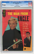Silver Age (1956-1969):Adventure, Man from U.N.C.L.E. #11 Pacific Coast pedigree (Gold Key, 1967) CGC NM+ 9.6 White pages....