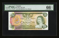 Canadian Currency: , BC-54b $20 1979.. ...