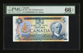 Canadian Currency: , BC-53b $5 1979 Replacement.. ...