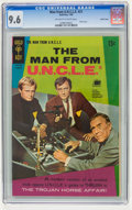 Silver Age (1956-1969):Adventure, Man from U.N.C.L.E. #21 Pacific Coast pedigree (Gold Key, 1969) CGC NM+ 9.6 Off-white to white pages....