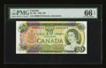 Canadian Currency: , BC-50a $20 1969.. ...
