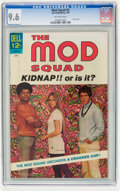 Silver Age (1956-1969):Adventure, Mod Squad #2 (Dell, 1969) CGC NM+ 9.6 Off-white pages....
