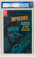 Silver Age (1956-1969):Adventure, Mission: Impossible #2 (Dell, 1967) CGC NM 9.4 Off-white to white pages....