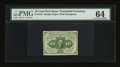 Fractional Currency:First Issue, Fr. 1242 10c First Issue PMG Choice Uncirculated 64....