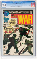 Bronze Age (1970-1979):War, Star Spangled War Stories #155 Oakland pedigree (DC, 1971) CGC NM 9.4 Off-white to white pages....