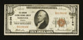 National Bank Notes:Virginia, Norfolk, VA - $10 1929 Ty. 1 The Seaboard NB Ch. # 10194. ...