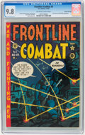 Golden Age (1938-1955):War, Frontline Combat #5 Gaines File pedigree pedigree 2/10 (EC, 1952) CGC NM/MT 9.8 Off-white to white pages....