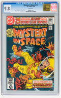 Modern Age (1980-Present):Science Fiction, Mystery in Space #113 (DC, 1980) CGC NM/MT 9.8 White pages....