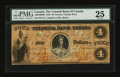 Canadian Currency: , Toronto, CW- The Colonial Bank of Canada $4 Apr. 4, 1859 Ch. #130-10-02-08. ...