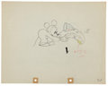 Animation Art:Production Drawing, Mickey Mouse Mickey's Service Station Animation ProductionDrawing Original Art Group (Disney, 1935).... (Total: 3 Items)