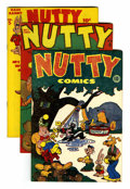 Golden Age (1938-1955):Funny Animal, Nutty Comics/Rags Rabbit File Copies Group (Harvey, 1945-54)Condition: Average VF+.... (Total: 13 Comic Books)