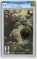 Modern Age (1980-Present):Horror, Saga of the Swamp Thing #34 (DC, 1985) CGC NM/MT 9.8 Whitepages....