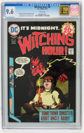Bronze Age (1970-1979):Horror, The Witching Hour #45 (DC, 1974) CGC NM+ 9.6 White pages....