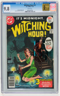 Bronze Age (1970-1979):Horror, The Witching Hour #75 (DC, 1977) CGC NM/MT 9.8 White pages....