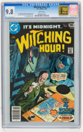 Bronze Age (1970-1979):Horror, The Witching Hour #77 (DC, 1978) CGC NM/MT 9.8 White pages....