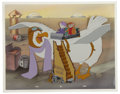 Animation Art:Limited Edition Cel, The Rescuers Bernard and Bianca Limited Edition Cel #110/500(Disney, 1989).... (Total: 3 )