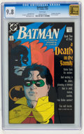 Modern Age (1980-Present):Superhero, Batman #427 (DC, 1988) CGC NM/MT 9.8 White pages....