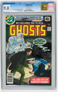 Bronze Age (1970-1979):Horror, Ghosts #73 (DC, 1979) CGC NM/MT 9.8 White pages....