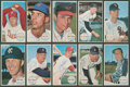 Autographs:Sports Cards, 1964 Topps Giant Baseball Cards Signed Lot Of 10....