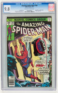 Bronze Age (1970-1979):Superhero, The Amazing Spider-Man #160 (Marvel, 1976) CGC NM/MT 9.8 Off-whiteto white pages....