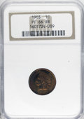 Proof Indian Cents: , 1903 1C PR66 Red and Brown NGC. NGC Census: (11/5). PCGS Population (5/0). Mintage: 1,790. Numismedia Wsl. Price for NGC/PC...