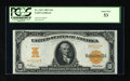 Large Size:Gold Certificates, Fr. 1167 $10 1907 Gold Certificate PCGS About New 53....