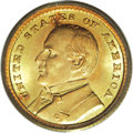 Commemorative Gold, 1903 G$1 Louisiana Purchase/McKinley MS67 PCGS....