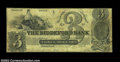 Biddeford, ME-The Biddeford Bank $3 G12 Wait-5 Another tremendously rare note, if not unique as an issued example and it...