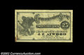 Obsoletes By State:Maine, Auburn, ME-J. F. Atwood Commission Scrip 25 Cents No date ...