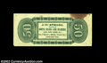 Obsoletes By State:Maine, Auburn, ME-J. F. Atwood 50 Cents No Date Wait UNL
