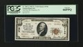 National Bank Notes:Pennsylvania, Duquesne, PA - $10 1929 Ty. 2 The First NB Ch. # 4730. ...