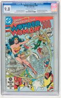 Modern Age (1980-Present):Superhero, Wonder Woman #300, 319, and 329 CGC-Graded Group (DC, 1983-86) CGCNM/MT 9.8.... (Total: 3 Comic Books)