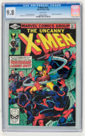 Modern Age (1980-Present):Superhero, X-Men #133 (Marvel, 1980) CGC NM/MT 9.8 White pages....