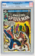 Modern Age (1980-Present):Superhero, The Amazing Spider-Man #215, 218, and 220 CGC-Graded Group (Marvel,1981) Condition: CGC NM/MT 9.8.... (Total: 3 Comic Books)