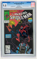 Modern Age (1980-Present):Superhero, The Amazing Spider-Man #310, 311, and 318 CGC-Graded Group (Marvel,1988-89) Condition: CGC NM/MT 9.8.... (Total: 3 Comic Books)